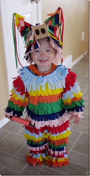 Pinata costume   D I y This is the best costume EVER