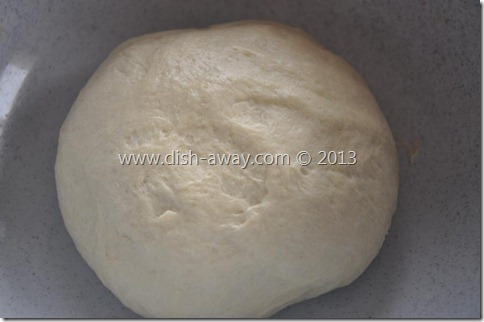 Pizza Dough Recipe by www.dish-away.com