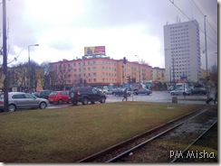 Varsóvia - Mokotów velho