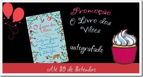 promo livro dos viloes