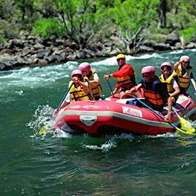 Turismo activo por los lagos de Neuquén.