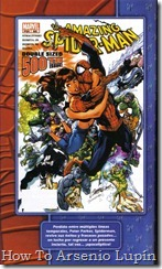 P00030 - The Amazing Spiderman #500