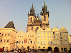 Oct 30 - Old Town Square, Prague