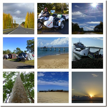 April 2013 Holiday Part 1 Collage