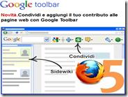 Come far funzionare la Google Toolbar su Firefox 5