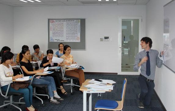 Nhiều nơi tuyển giáo viên Philippines