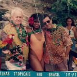1991, Viagem do Avô Cardoso ao Brasil
