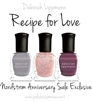 Nordstrom Anniversary Exclusive - Deborah Lippmann  'Recipe for Love' Set ($36 Value) $29.00