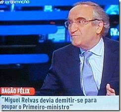 Bagão Félix - no lugar de Relvas demitia-me.JUL.2012