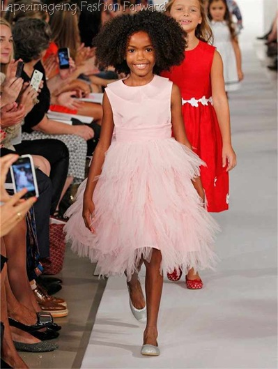 Oscar-de-la-Renta-blossom-Tulle-party-dress