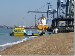 harwich foot ferry