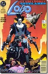 P00003 - Lobo - Gladiadores Estelares #3 (de 4)