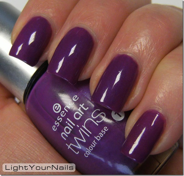 Essence Nail Art Twins Colour Base Gabriella
