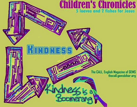 Kindness is a Boomerang_The CALL