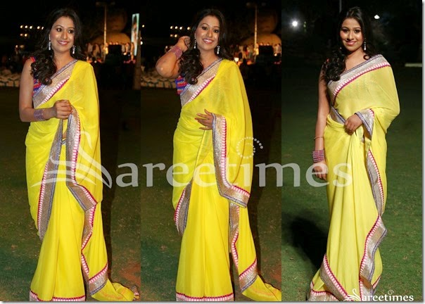 Manalee_Yellow_Saree