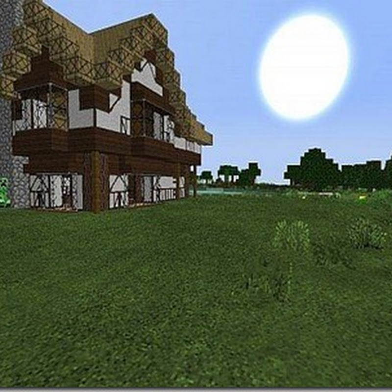 Minecraft 1.4.7 - Golbez22's Medieval Texture pack 32x
