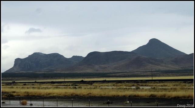 Dos Cabezas Mountains