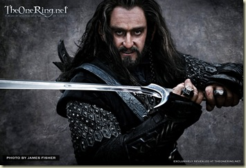 hobbit-dwarves - Thorin Oakenshield