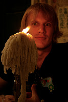 Julian, and Julian the candle