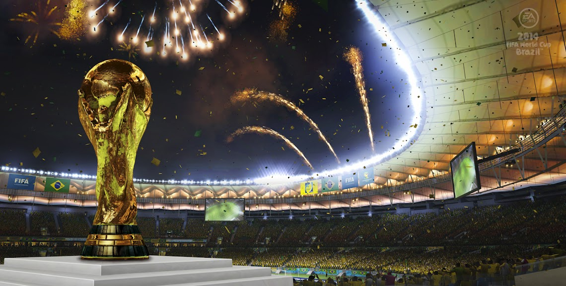 EA Sports announces 2014 FIFA World Cup Brazil to release this April