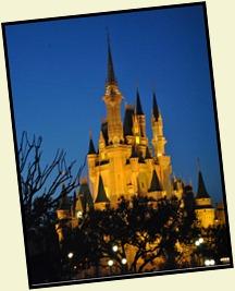 28 - Night-time castle