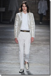 Alexander McQueen Menswear Spring Summer 2012 Collection Photo 25