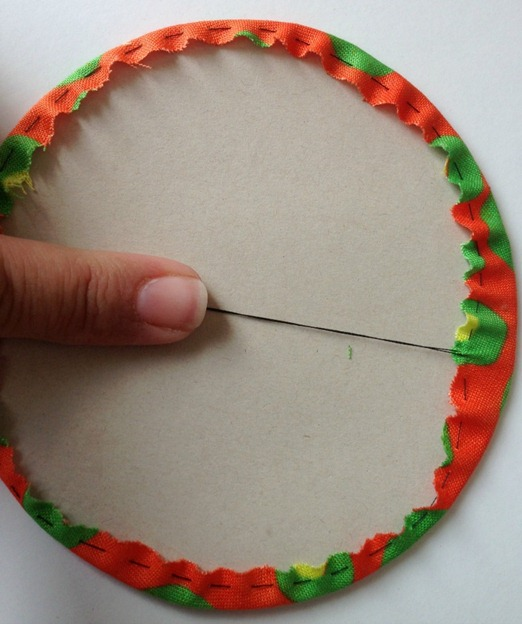 Applique Circle 2