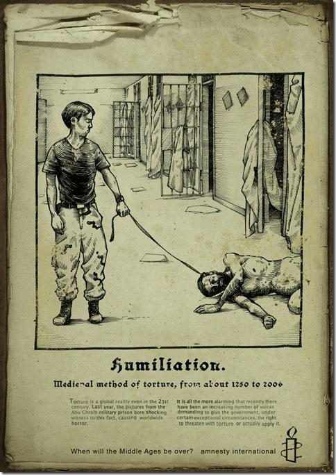 humillación
