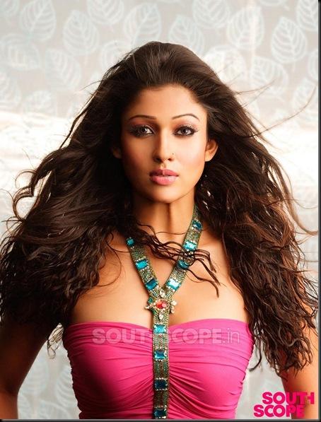 Nayanthara Photo shoot for South Scope Magazine_01