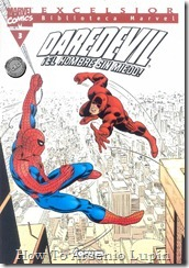 P00003 - Biblioteca Marvel - Daredevil #3