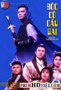 Độc Cô Cầu Bại - Kim Mo Tuk Ku Kau Pai Tập 126 127 Cuối