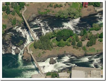 Spokane Falls - Spokane
