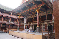 Inside the Globe