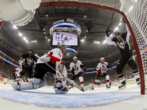 Paul Martin Ottawa Senators v Pittsburgh Penguins wdw4w3f7r-tl