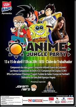 AM - Anime Jungle Party