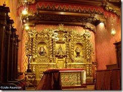 Capilla del Palacio de Navarra - Pamplona