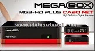 MEGABOX MG3 HD PLUS CABO NET NOVA ATUALIZAÇÃO