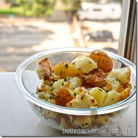 Buttered Potatoes17