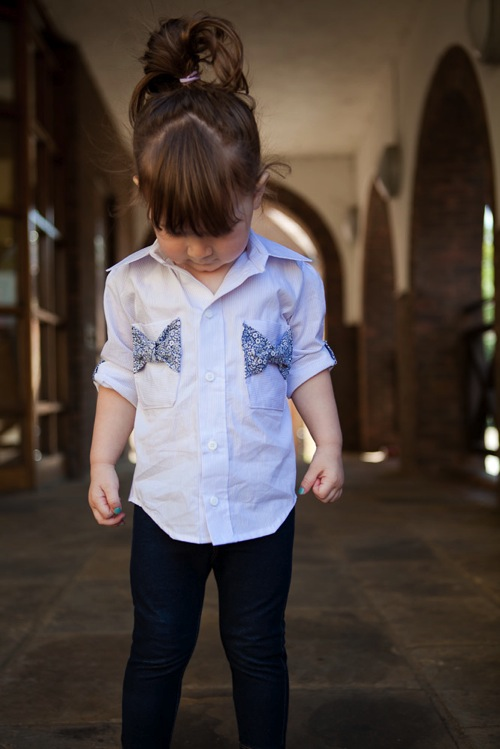 Bookworm Button Up Test by Our Family Four 6