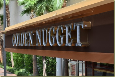 GN Golden Nugget sign