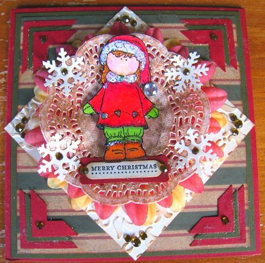 Christmas Card December 2011 002