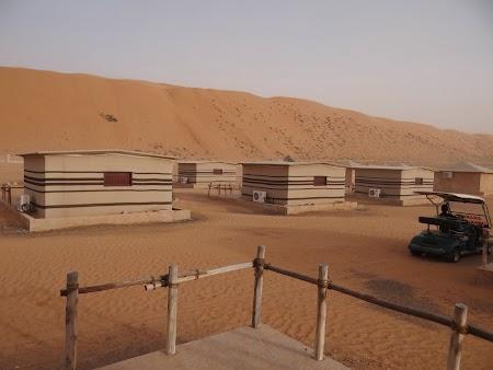 31. Corturi de lux la Arabian Oryx Camp.JPG