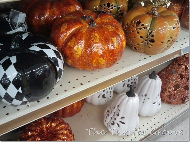 Fall at Big Lots