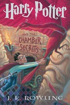 Harry Potter and the Chamber of Secrets jk rowling
