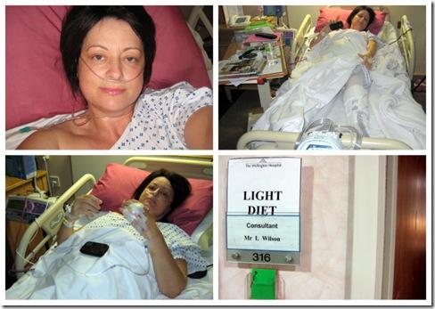 2011 Hospital last few days of the week