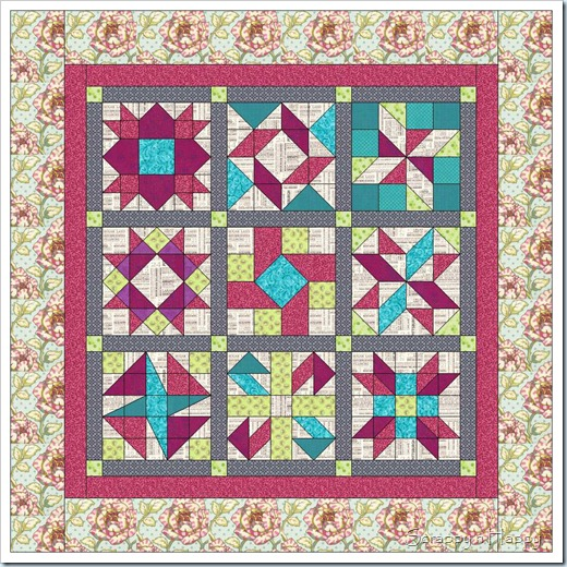 Quilt for middle category 2