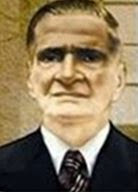 Fundador da Umbanda, no Brasil: (médium) Zélio Fernandino de Moraes