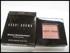 Bobbie Brown Shimmer wash pink chiffon eye shadow