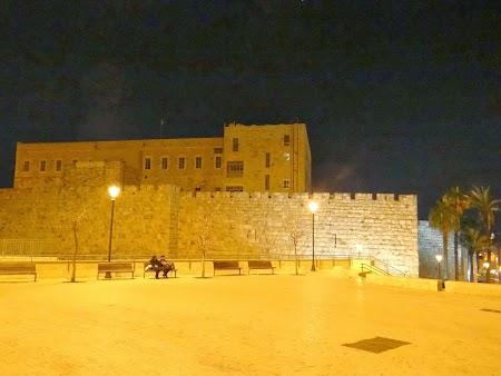 Imagini Israel: Zidul Ierusalimului