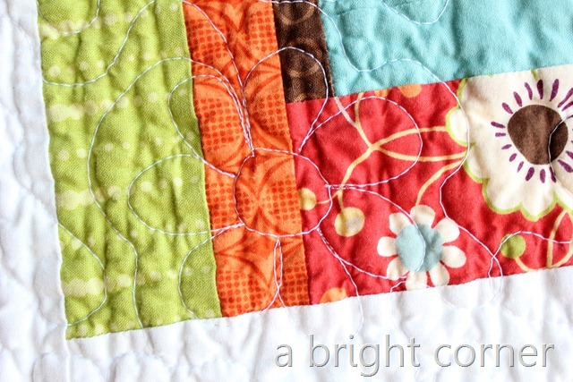 charmed to pieces quilting 1